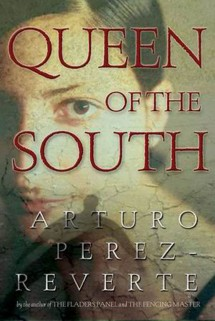 Portada de La Reina del Sur (The Queen of the South)