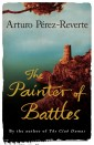 Portada de El pintor de batallas (The Painter of Battles)