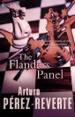 Portada de La tabla de Flandes (The Flanders panel)