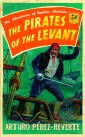 Portada de Corsarios de Levante (Pirates of the Levant)