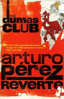 Portada de El club Dumas (The Dumas Club)