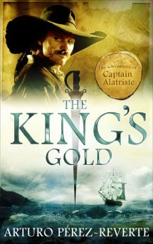 Portada de El oro del rey (The King's Gold)
