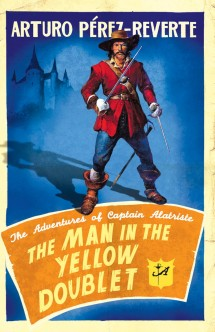 Portada de El caballero del jubón amarillo  (The Man in the Yelow Doublet)